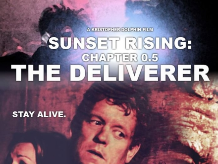 Sunset Rising – The Deliverer