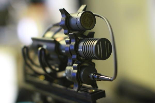 Herron Sound Exploring Mid-Side Stereo Recording technique (Part 1)